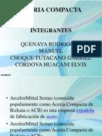 ACERIA COMPACTA