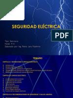 Seguridad Electrica 2013