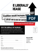 State GST Petition