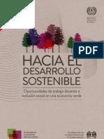 Hacia el Desarrollo Sostenible