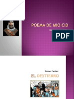Resume n Poe Made Mio Cid