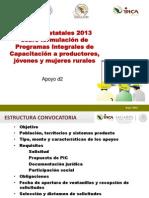 Talleres Estatales PIC 2013