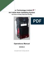 Manual Nv7
