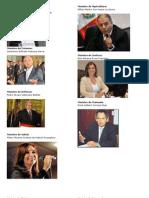Ministros Del Peru