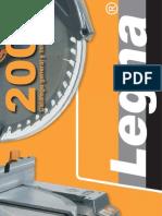 Catalogo y precios Legna 2008-2009