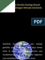 Interprasi bwh permkan dgn Geolistrik.ppt