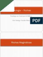 Aula Geologia - Rochas