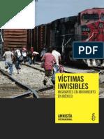 Victimas Invisibles - Amnistía Internacional