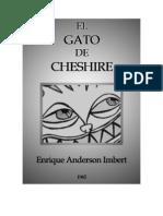 Anderson Imbert Enrique - El Gato de Cheshire