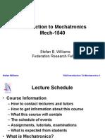 1.Introduction a Mecatrónica