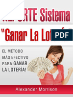 Reporte Sistema Ganar La Loteria