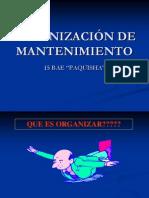 ORGANIZACION DE MANTENIMIENTO.ppt