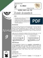 Tema 09 -El Credo_confirmnacion 2013