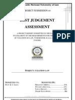 Taxtion Law Final Draft 2011