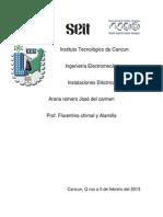 Instituto tecnológico de Cancun dina