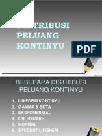 11 distribusi kontinyu