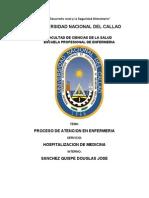 P.A.E Medicina