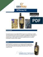 Especificaciones Tecnicas MAP 62