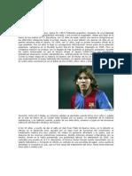 Bio - Lionel Messi