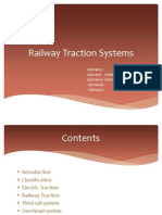 Railway Traction Systems