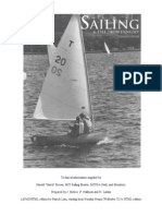 Sailing and the Tech Dinghy