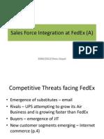Fedex case study harvard