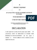 study of derivatives.Doc