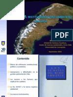 La nueva institucionalidad ambiental en Chile Dr Oscar Parra.pdf