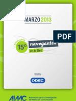 15a encuesta AIMC a usuarios de Internet - España  2012.pdf