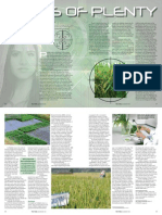 Rice Today Vol. 12, No. 3 Fields of Plenty