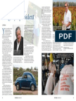 Rice Today Vol. 12, No. 3 Rice Today Uruguay's president