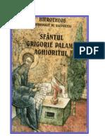 Hieroteos Vlachos Sf Gigorie Palama