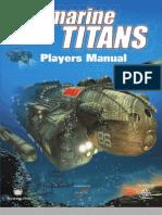 Sub Titans Manual