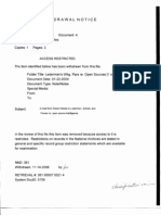 T2 B21 Lederman- Open Sources 1 of 2 Fdr- 1-19-04 Robert Steele Email and Withdrawal Notice for 1-2-04 Email- Open Source Intel- Classification Review 777