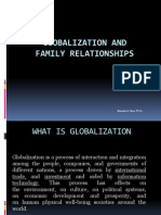 Globalization and Family Relationships