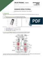 Open4 Spi Tutorial