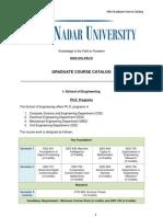 SNU GraduateCourseCatalog