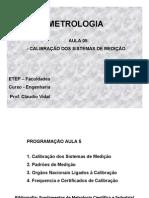 Microsoft Powerpoint - Apresentacao Metrologia Aula 5 - 1ociclo 2009alunos(2)