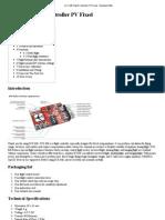 JCX-M6 Flight Controller PV Fixed - Geeetech Wiki
