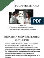 4 Reforma Universitaria