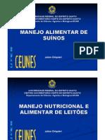 julienchiquieri-Manejo Alimentar Suínos