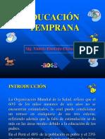 Diapositivas de Educacion Temprana Sesion 1