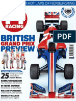 F1 Racing - July 2013
