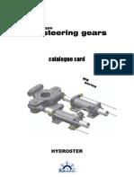 masina de carma - hydroster