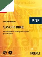 Grammatica Francese