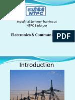 NTPC Badarpur ECE Report