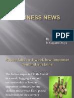 BUSINESS NEWS.ppt