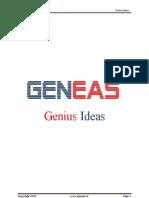 GENEAS Brochure PDF
