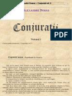 Alexandre Dumas - Conjuratii Vol.2 [v. Blankcd]