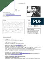 Curriculum Vitae Edoardo Sorani
